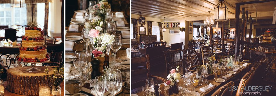 Weddings at the Wild Boar Inn Windermere