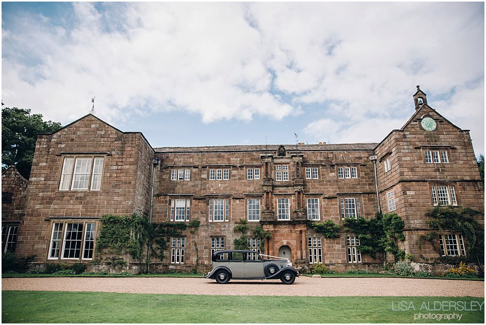 Weddings at Browsholme Hall