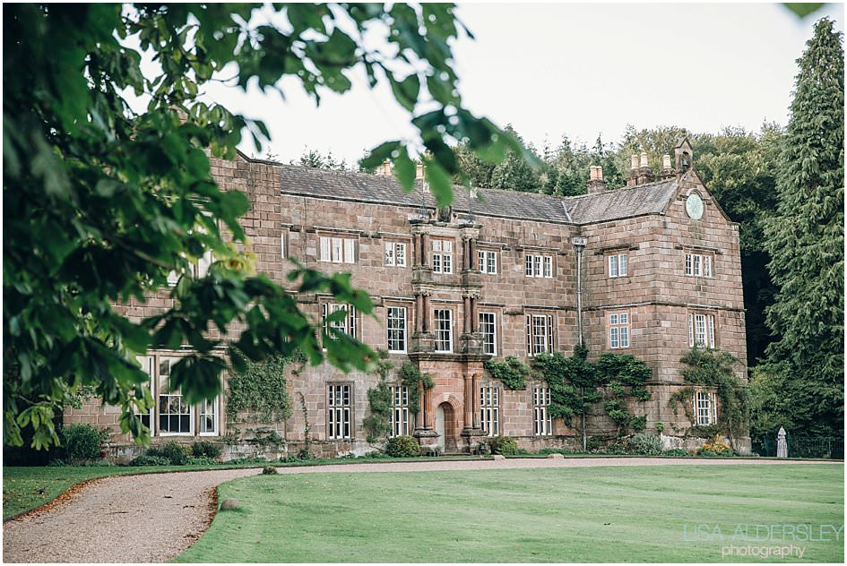 Browsholme Hall weddings