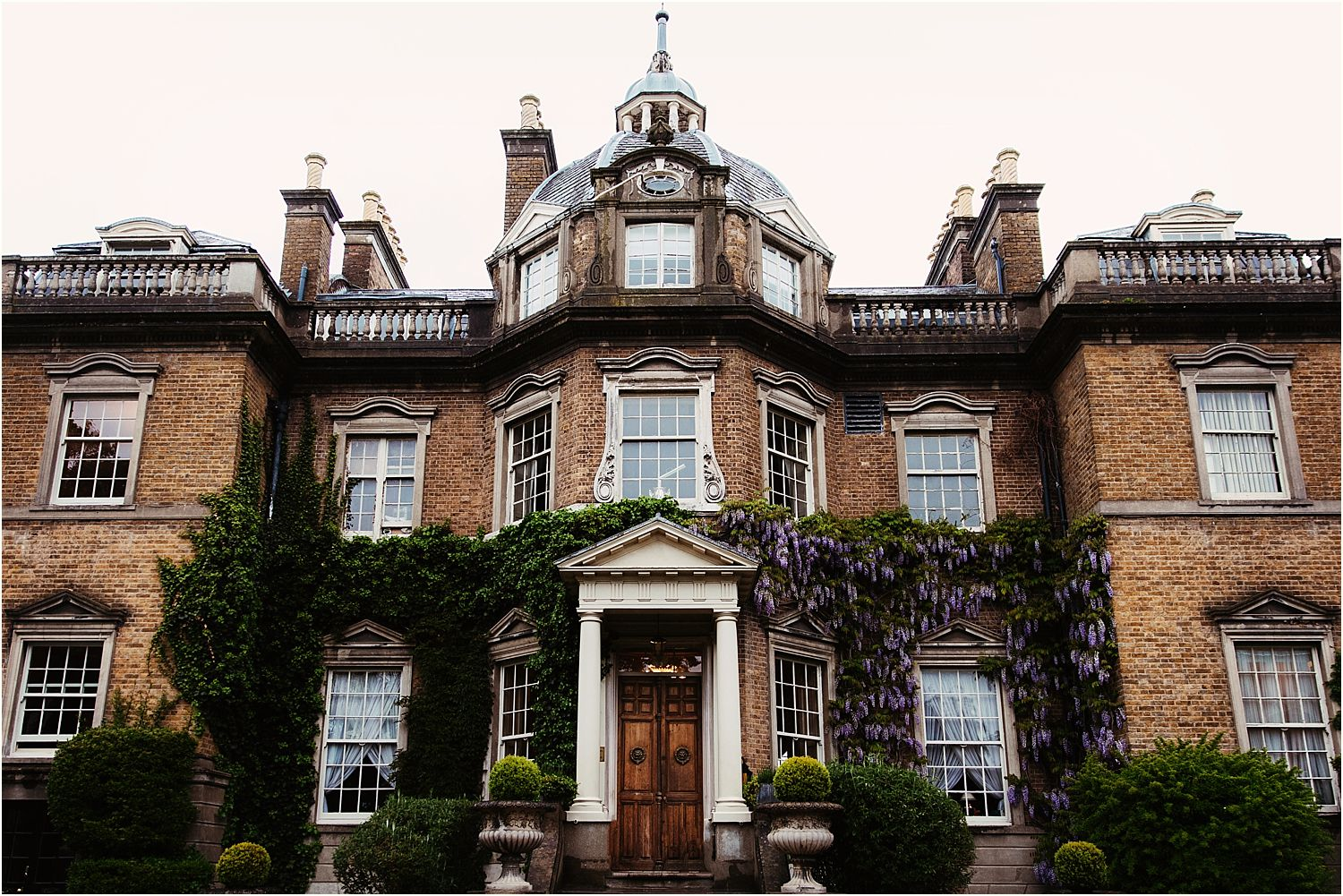 Hampton Court House wedding venue, Surrey