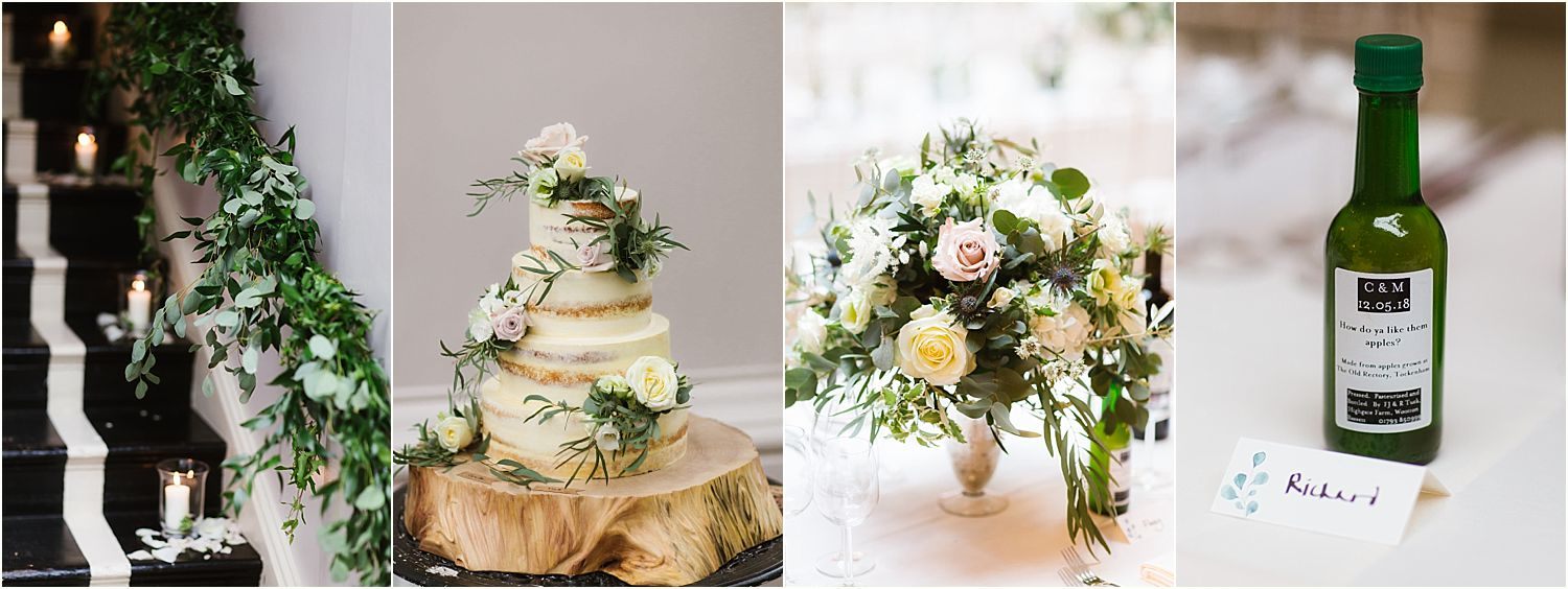 Floral artistry by The Fine Flowers Company, Surrey