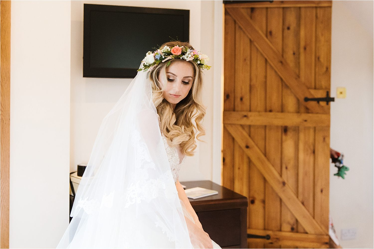 Beautiful bride - hair and make up by Lizzie Griffiths, Flowes by Green Earth Flowers